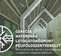 Felavatják a Gerecse Natúrpark Látogatóközpontot