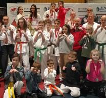 Karate versenyt rendeztek Dorogon