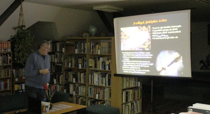 Folytatódik Krakó tanár úr előadás sorozata