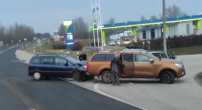 Három baleset is történt térségünkben