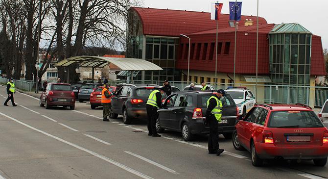 Egy napra visszaállítják a beutazók ellenőrzését Szlovákiában