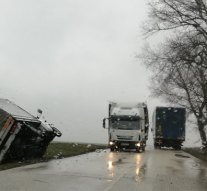 Ismét baleset történt a Juhhodálynál