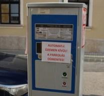 Júliustól újra fizetős a parkolás Esztergomban