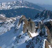 A Csukás-hegység tornyai