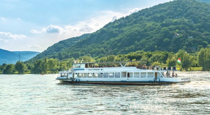 Állandó hajójárat indul a Dunakanyarban