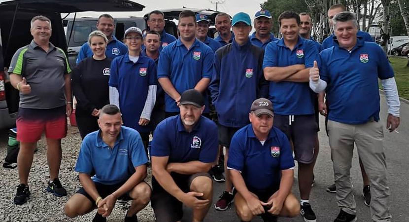 Nyolcadik helyen megyénk horgászai az országos csapatbajnokságon