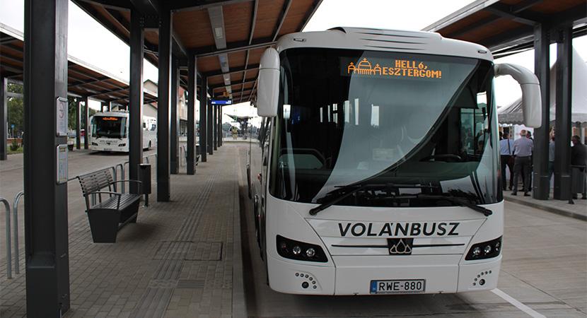 Hétfőtől nem közlekedik az Esztergom-Párkány autóbuszjárat