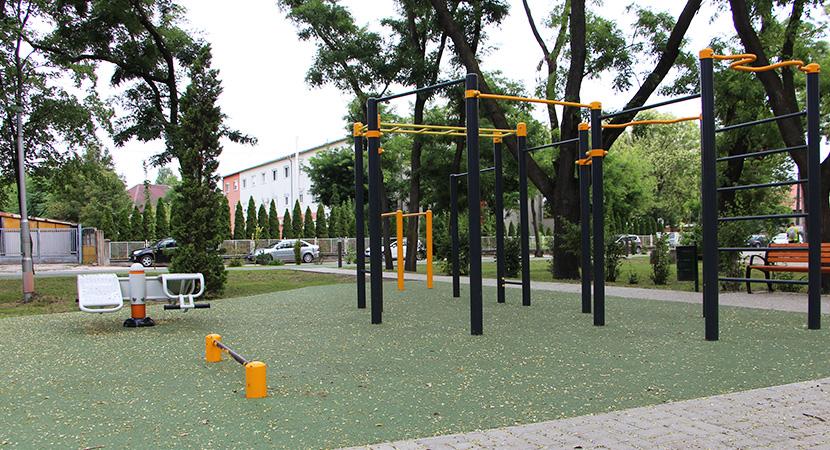 Új sportpark létesül Dorogon