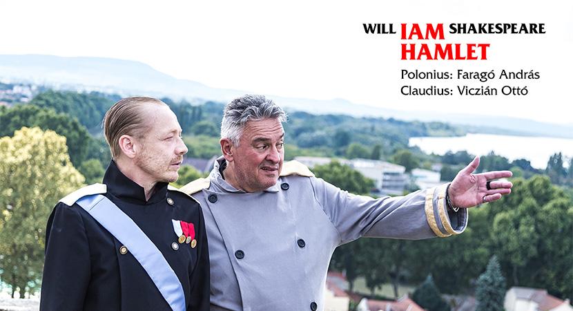 Újra Hamlet Esztergomban!