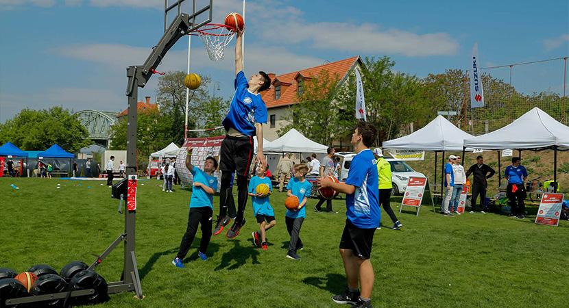 Egy nap sporttal az egészségért Esztergomban – Mozgásban az erő 2020-ban is!