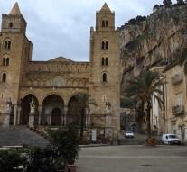Cefalú katedrálisa