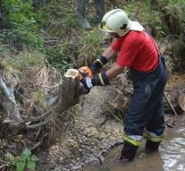 Bajóton gyakorlatoztak a mentőcsoportok