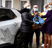 Ózongenerátoros légtisztítót kapott az Esthajnal Időskorúak Otthona