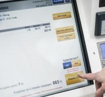 Új automatákat telepít a MÁV, ezért szünetel a jegyváltás