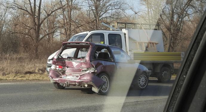 Személyi sérüléssel járó baleset történt Esztergomban