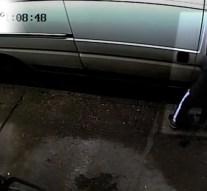 Lezáratlan gépjárműből lopott el egy pénztárcát Dorogon