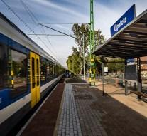 Hetente már több ezren utaznak Budapest legújabb vasúti viszonylatán