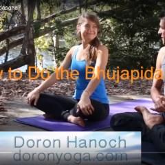 Bhujapidasana – How to Do the Shoulder Squeezing Pose Arm Balance
