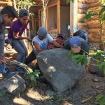 Together we are stronger, building our Doron Yoga & Zen Center in Guatemala with local Mayan workers