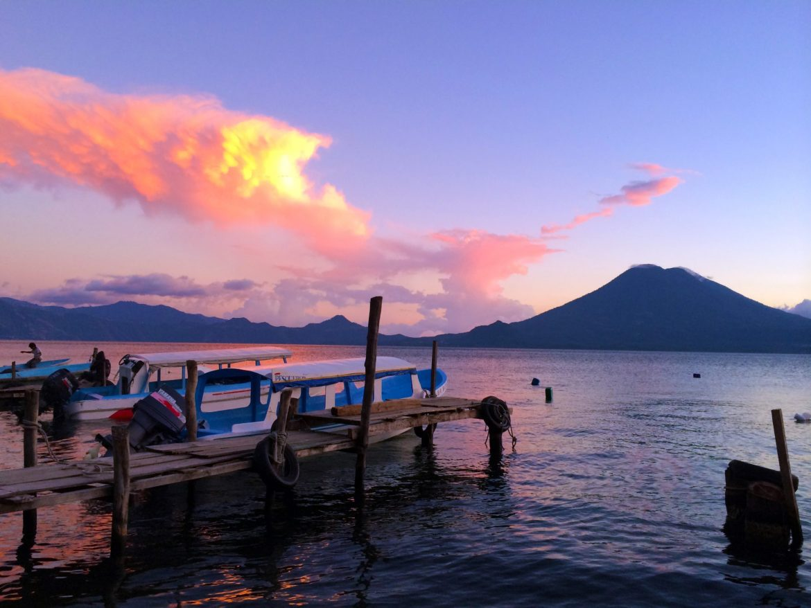 rejuvenation yoga retreat - Lake Atitlan - Tzununa - San Marcos - Atitlan Volcano - yoga with a view - Guatemala