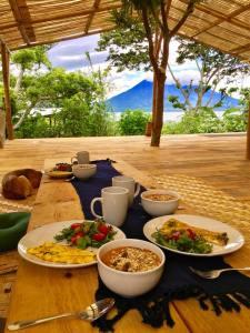 DYZC Breakfast with a View Lake Atitlan