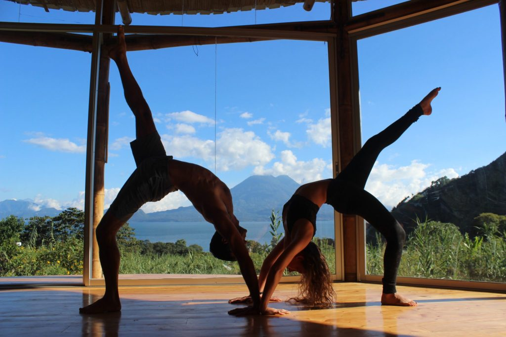 Yoga Body, Zen Mind - Yoga Retreat - Lake Atitlan - Volcano - Yoga with view