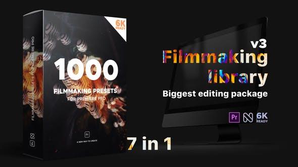 مكتبة التأثيرات بتحديث جديد لصانعي ومحرري الفيديو للادوبي بريمير Effects Pack vol.3 23291881 Videohive – Free Download Premiere Pro