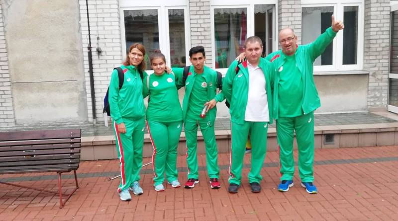 bulgarian national showdown team