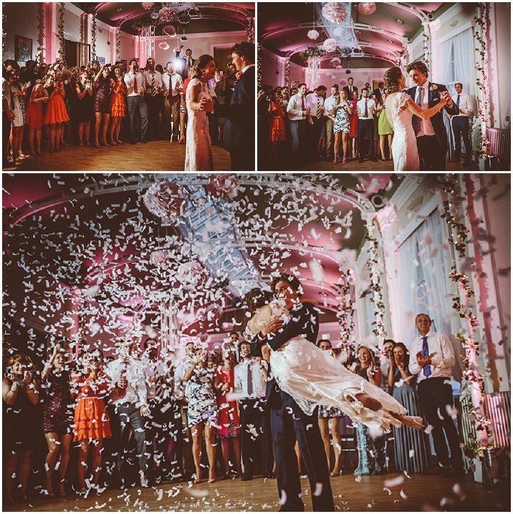 Pierwszy taniec, konfetti, Atrakcje dla gości, wesele z pomysłem, wesele z klasą, jak zakończyć wesele
