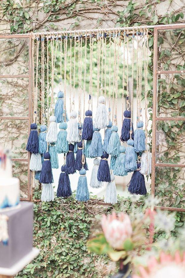 Dekoracje ceremoni na ślub