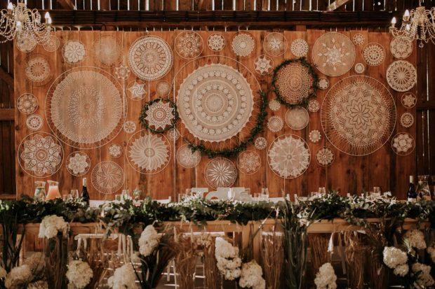 Stodoła Czereśniowy Sad wesele, piękne wesele w stodole, dekoracje rustykalne