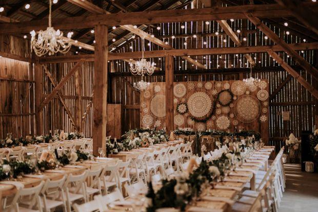 Wesele w stodole, stodoła na wesele w Polsce, najpiękniejsze stodoły, wesele w stylu rustykalnym