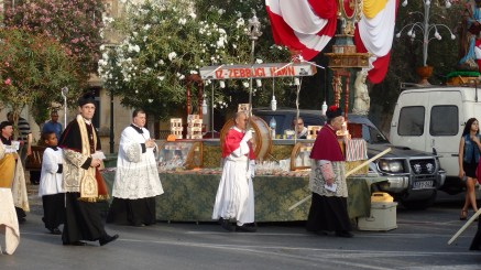Ceremony for the Saint