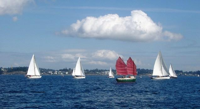 classic boat fest race2011