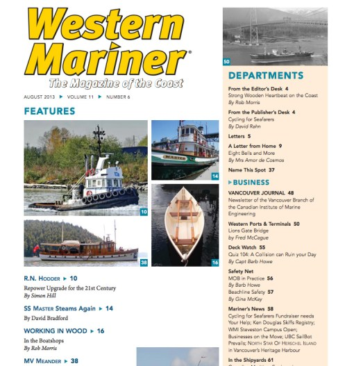 Western Mariner-Aug 2013 TOC