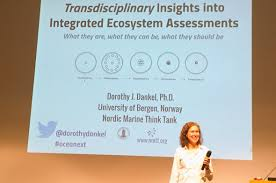 Dorothy gives Open Plenary Keynote at OCEANEXT conference in Nantes