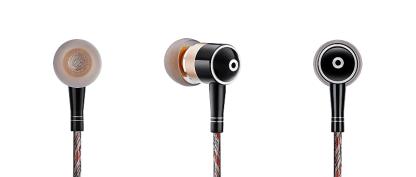 Zero : DAC high powered amp earphones for Sony Xperia Z1 / Z2 / Z3 - Gold
