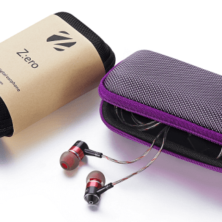 Zero : DAC high powered amp earphones for Samsung Note2, Note3, Note4, Note Edge - Gold