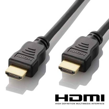 Roku 2 & 3 HDMI to HDMI TV 2m Gold Lead Wire Cord Cable