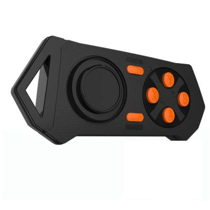 Smart Wireless Orange Gamepad Control Controller for Sony Android Televisions (TVs)