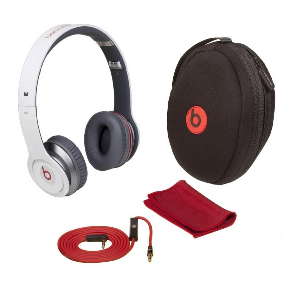 Beats By Dr Dre Solo Hd On Ear Headphones Amp Controltalk