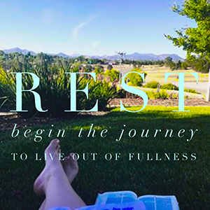 Growing Grace- Resting into Fullness
