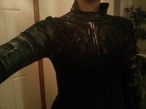 Daedric Armor WIP - Shirt