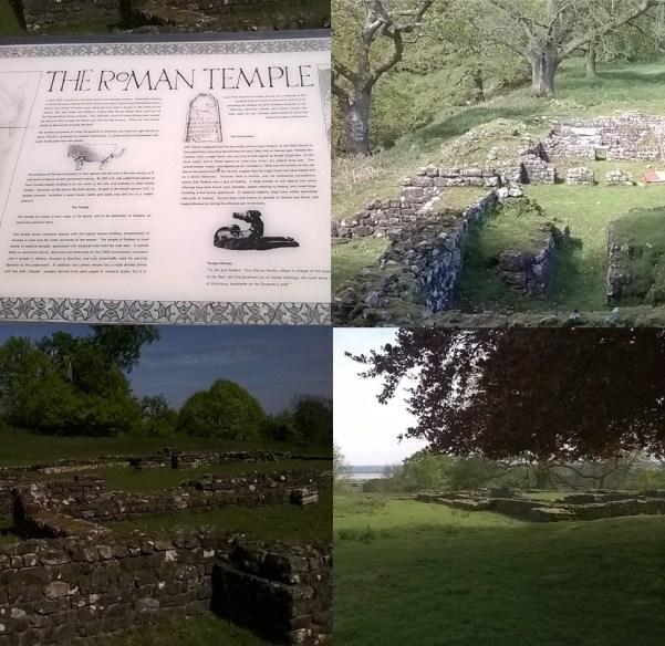 Lydney Park Estate - the Roman ruins