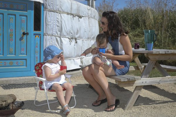 Glamping Holidays For Families