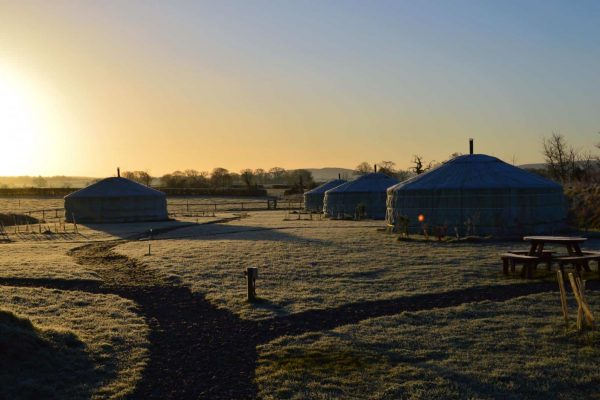 Winter Glamping Breaks