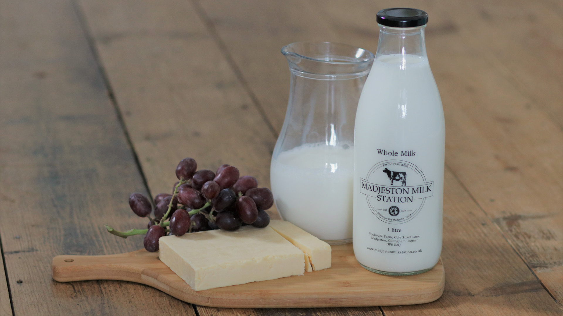 The Freshest Milk and Dairy You'll Ever Taste!