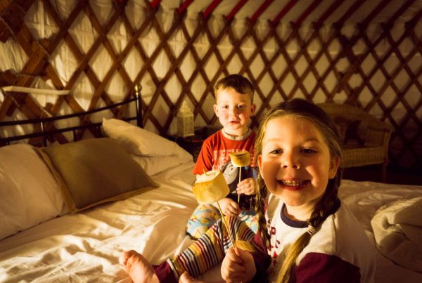 Mother's Day Glamping at Caalm Camp