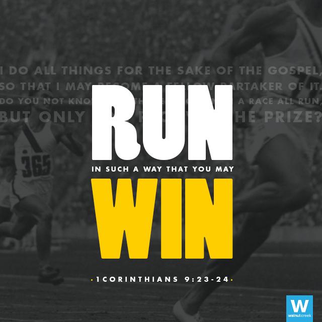 Run The Race - Dorsey Ross Ministries
