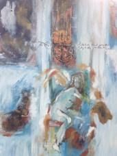Dorthe Vedel Kunst Springtime